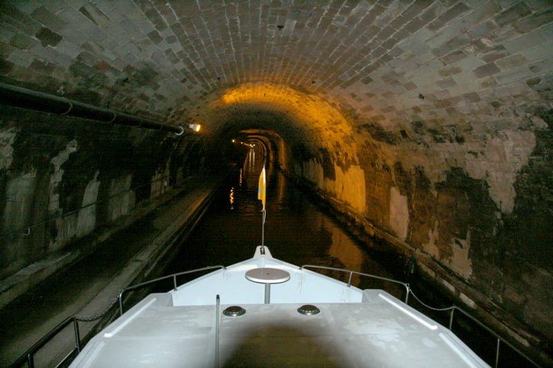 Tunel ponad 2 km koło Arzviller