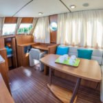 Linssen 34.9 - salon