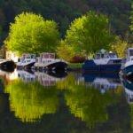 Lutzelbourg baza wakacje na barce Alzacja i Lotaryngia