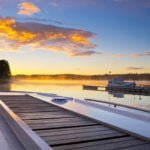 Meklemburgia wakacje na barce jesień