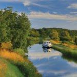 wakacje na barce alzacja i lotaryngia kanał Sarre