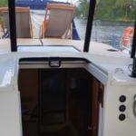 zejściówka na barce Calipso 750