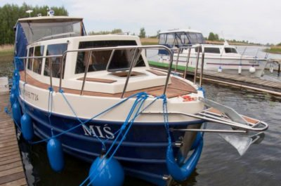 Vistula Cruiser 30M (BT)