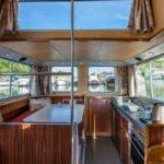 barka Penichette 1107W wnętrze