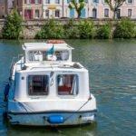 barka Penichette 1107W - zdjęcie od strony rufy