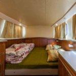 kabina na barce Penichette 935W