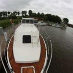 River Cruiser 39 od dziobu