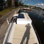 Sun Camper 30 - górny pokład