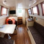 Vistula Cruiser 30 IC - salon