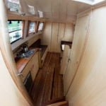 Vistula Cruiser 30 IC - salon