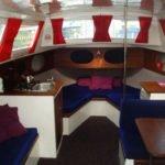 Weekend 820 ZW - kabina dziobowa
