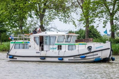 hausboat Penichette