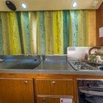 kuchnia na barce Penichette 1106FB