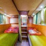kabina na barce Penichette 1106FB