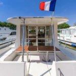 kokpit na barce Penichette 1260R