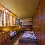 Penichette 1400 FB - kabina