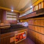 Penichette 1400 FB - kabina z dodatkowym łózkiem