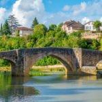 Nerac Gaskonia i Akwitania wakacje na barce