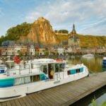 Dinant Ardenty wakacje na barce