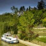 Gaskonia Francja wakacje na barce