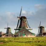 Holandia wakacje na barce Zaan