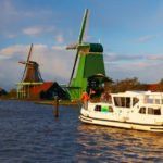 Zaan Holandia wakacje na barce