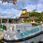 Weesp Holandia wakacje na barce