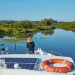 Bretania francja wakacje na barce