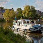 Bretania Vilaine Francja wakacje na barce