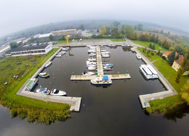 Port Jachtowy w Elblągu