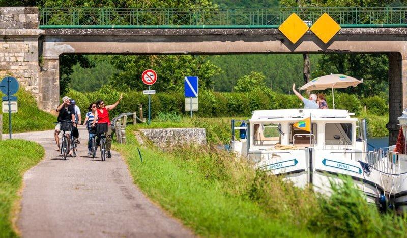 Rowery na barce