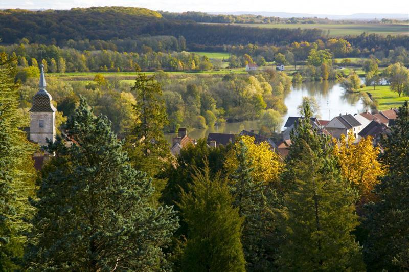Burgundia Saona barka