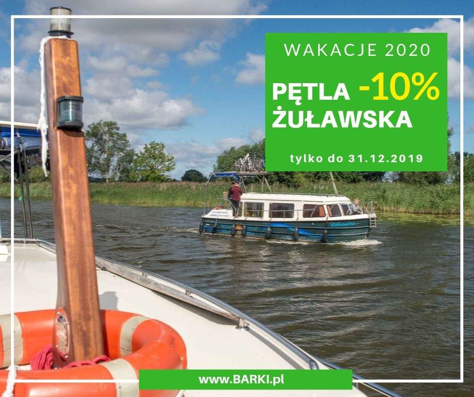 Pętla Żuławska first minute -10%