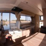 Sun Camper 30 FB - wnętrze barki