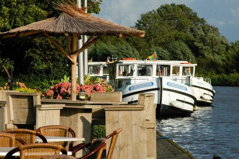 Baza Loosdrecht Holandia wakacje na barce