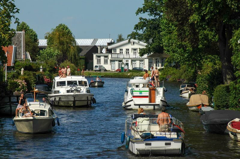 Barki w Loenen