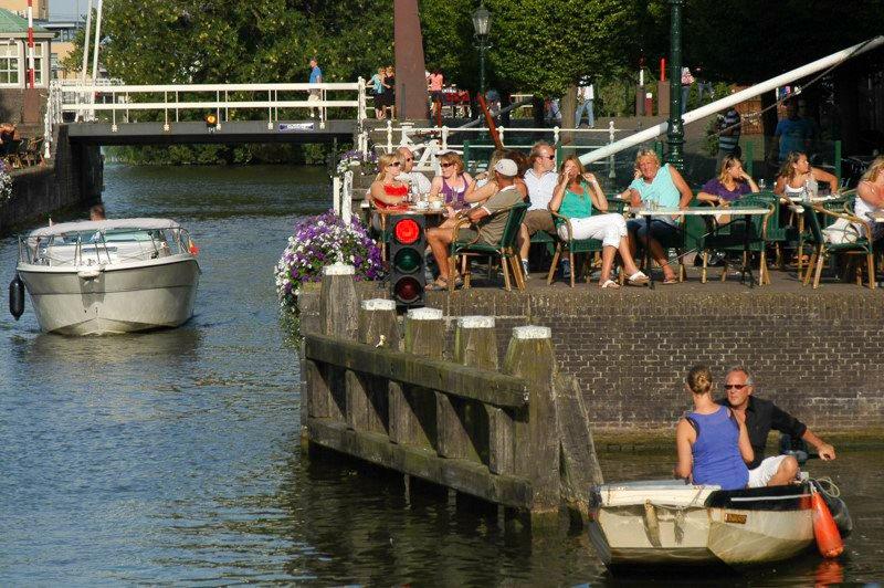 Holandia Wesp wakacje na barce