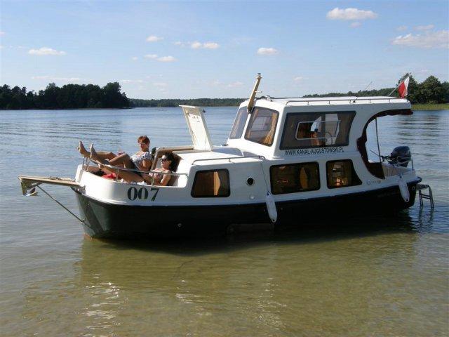 Haber 20 na Kanale Augustowskim