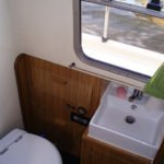 toaleta na barce Haber 33