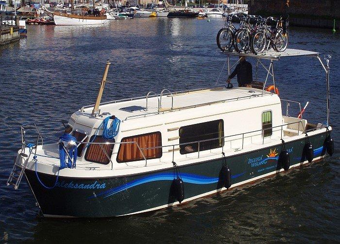 hausboat Haber 33