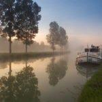 Burgundia wakacje na barce