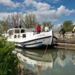 Beziers Canal du Midi wakacje na barce