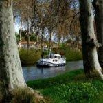 Canal du Midi kanał wakacje na barce