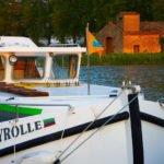 Canal du Midi wakacje na barce