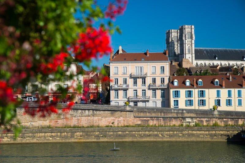 Chalon-sur-Saone - Burgundia wakacje na barce