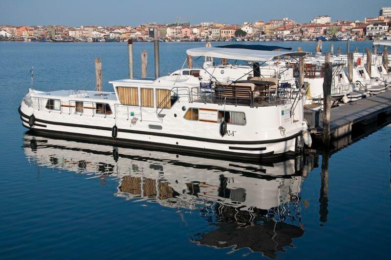Chioggia Laguna Wenecka wakacje na barce