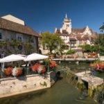 Dole Burgundia wakacje na barce