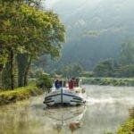 Franche-Comte Kanał Vosges wakacje na barce