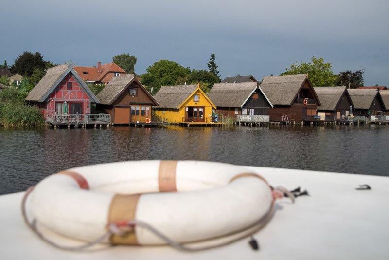 Mirow Meklemburgia wakacje na barce