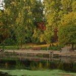 Na rzece Brda wpływamy barką do Bydgoszczy